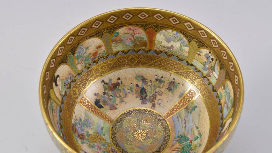 luxury Tableware art Japan Tour