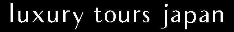 luxur ytours japan logo white